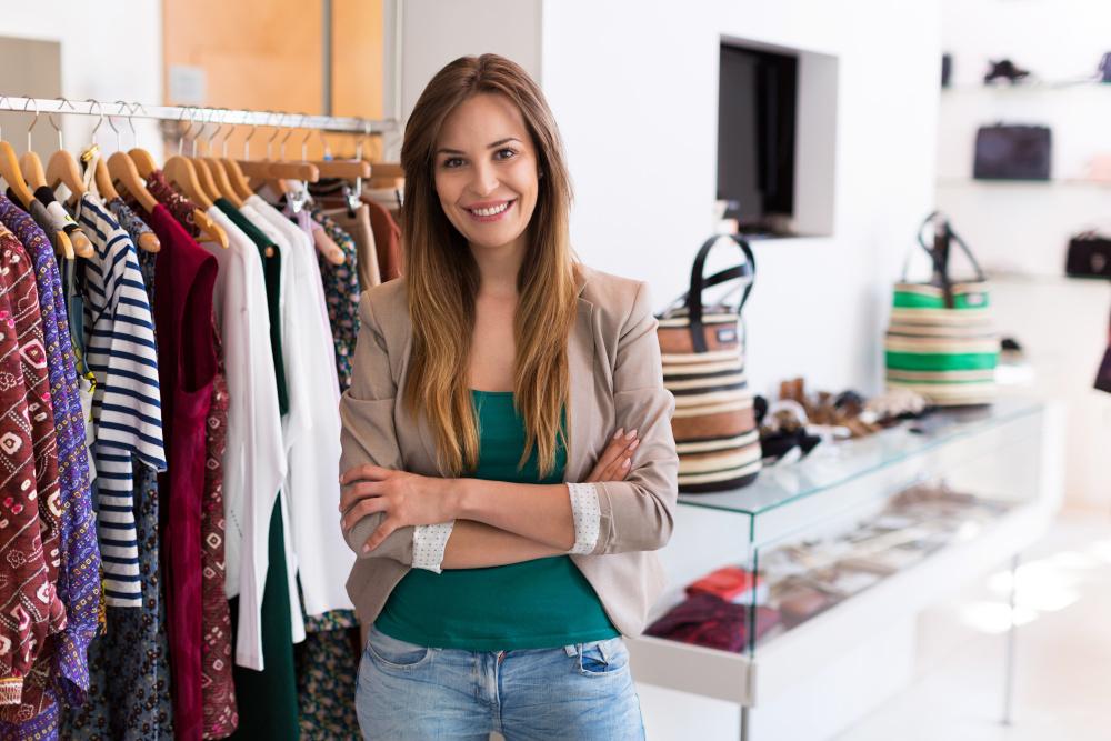 Butik z odzieżą damską – raj dla każdej kobiety!