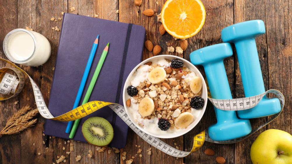 plan żywienia jak zdobyć świtną sylwetkę